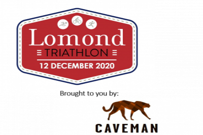 2020 Lomond Triathlon brought to you by The Caveman
