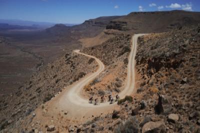 The Tanqua Kuru Bicycle Race