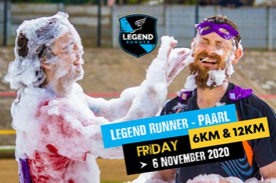 Legend Runner - Paarl 6 November 2020