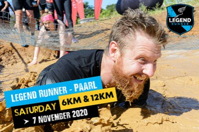 Legend Runner - Paarl 7 November 2020