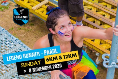 Legend Runner - Paarl 8 November 2020