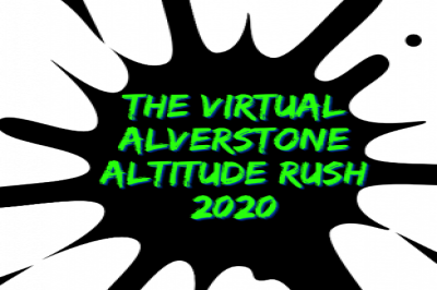 The Virtual Alverstone Altitude Rush 2020