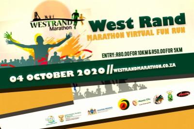 Westrand Marathon Virtual Fun Run
