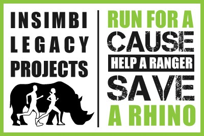 Run for a cause, Help a Ranger, Save a Rhino #Series 3 Virtual Run