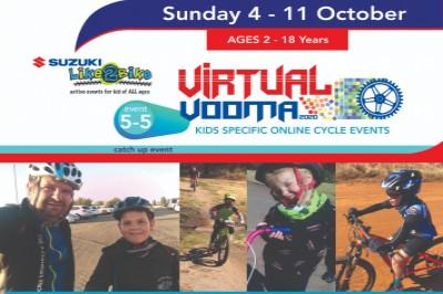 Suzuki Like2bike Kids Virtual Vooma#5-5