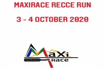 Maxirace Recce Run