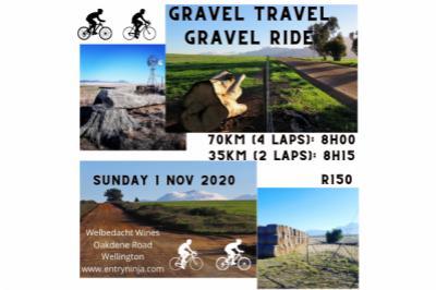 Gravel Travel Gravel Ride