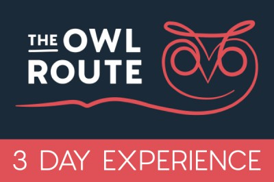 The Owl Route | 3-DAY EXPERIENCE