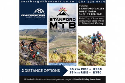 Stanford Classic Guided MTB Ride 2021