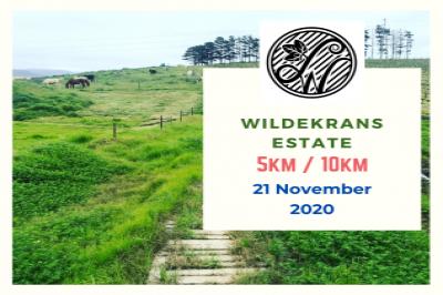 Wildekrans Estate Trail Run