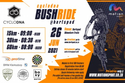 Bush Ride 1.1