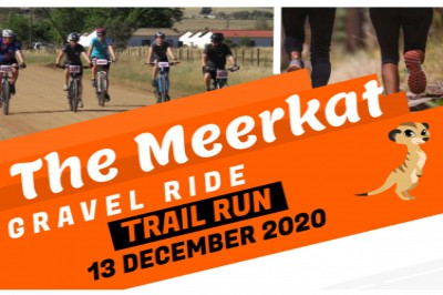 Meerkat Gravel Ride & Trail Run