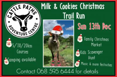 Milk & Cookies Christmas Trail Run
