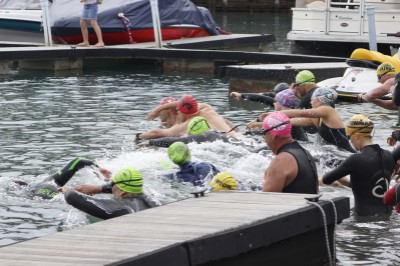 St Francis Sport Summer Series:  Blue Abyss Breathe Canal Swim