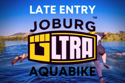 Joburg Ultra Aquabike 2020 (Late Entries)