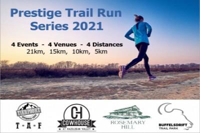 Prestige Trail Run Series #2 @Hazeldean Valley Trails