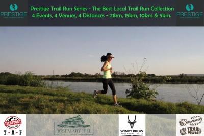 Prestige Trail Run Series #3 - Hidden Gem Edition