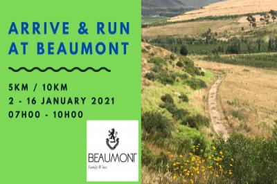 Arrive & Run Beaumont