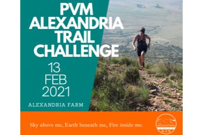 PVM Alexandria Trail Challenge