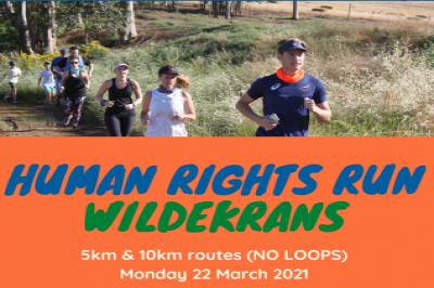 Human Rights Run: Wildekrans