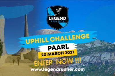 Legend Runner - Uphill Challenge 2021