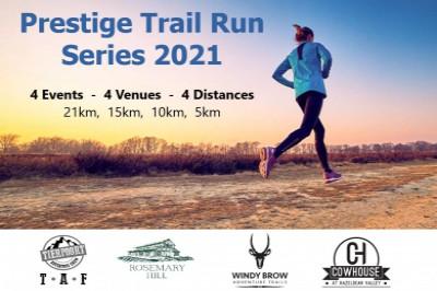 Prestige Trail Run Series 2021 - Enter for all 4x events