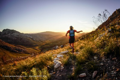 The George Mountain Ultra Trail - MUT