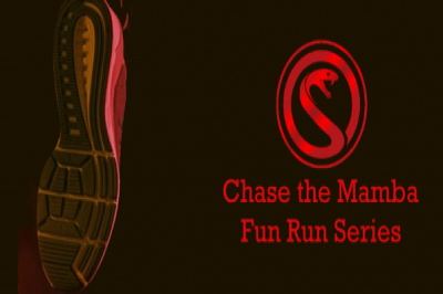 Chase The Mamba FunRun series #3 @ Riverfields