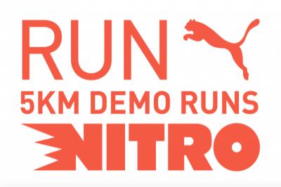 5K PUMA NITRO Demo Run #3