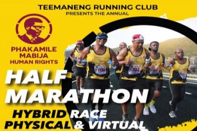 Phakamile Mabija Human Rights Half Marathon 2021