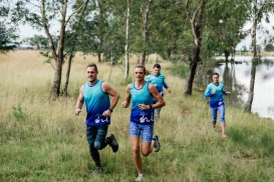Sans Souci Trail Run Challenge