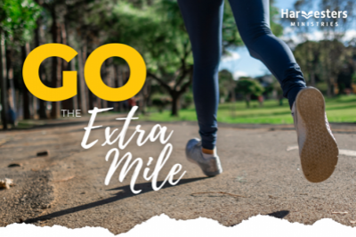 GO the Extra Mile Virtual Run/Walk