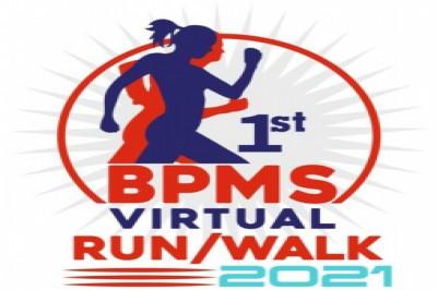 BPMS'S 1st Virtual Run/Walk Race