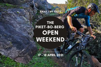 Piket-Bo-Berg Open Weekend
