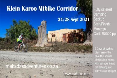 Klein Karoo MTBike Corridor