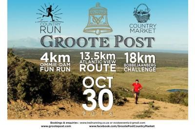 Groote Post Country Run (Darling)