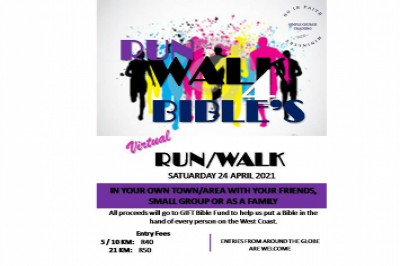 Run/Walk 4 Bibles