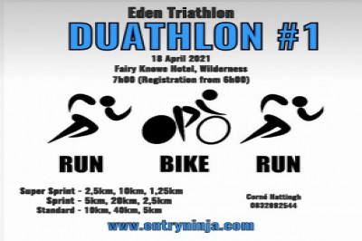 Eden Triathlon 2021 - Duathlon #1
