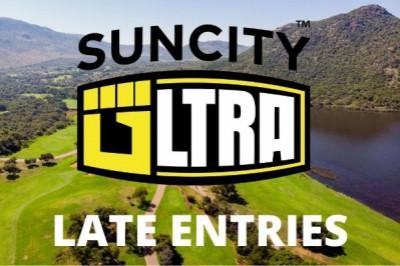 Sun City Ultra Triathlon & Aquabike 2021 Late Entries