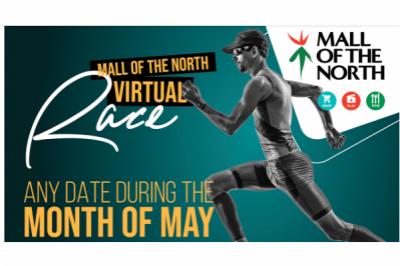 Mall of the North Virtual Race