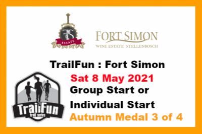 TrailFun Autumn Series 3 of 4 : Fort Simon