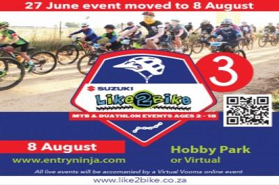 Suzuki Like2Bike Kids Event #3
