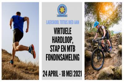 Laerskool Totius Virtual Fun Run/MTB