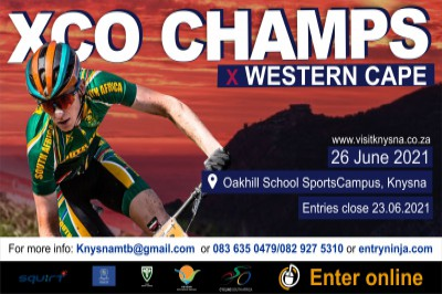XCO Western Cape Championships