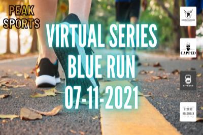 Peak Sports Colour Run Series - BLUE RUN