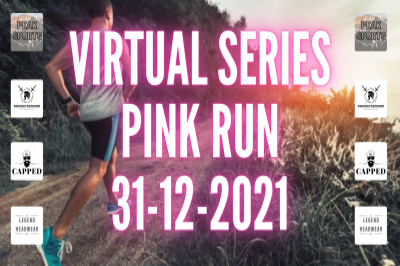 Peak Sports Colour Run Series - PINK RUN