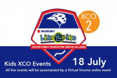 XCO event Kids Series #2