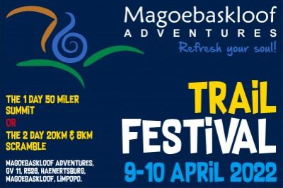 Magoebaskloof Adventures Trail Running Festival