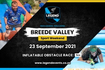 Breede Valley  Sports Weekend - Thursday