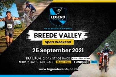 Breede Valley Sports Weekend - Saturday